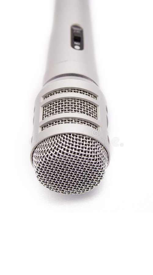 mikrofon szczególne obraz royalty free