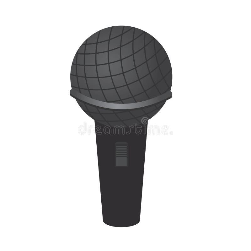 Download Mikrofonu radio ilustracja wektor. Ilustracja złożonej z społeczeństwo - 28962213