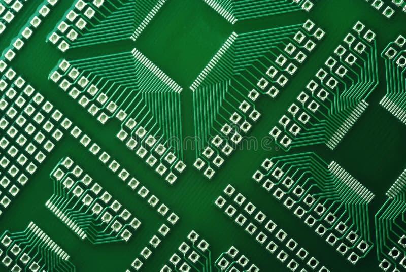 Mikrokreislauftechnologie lizenzfreie stockbilder