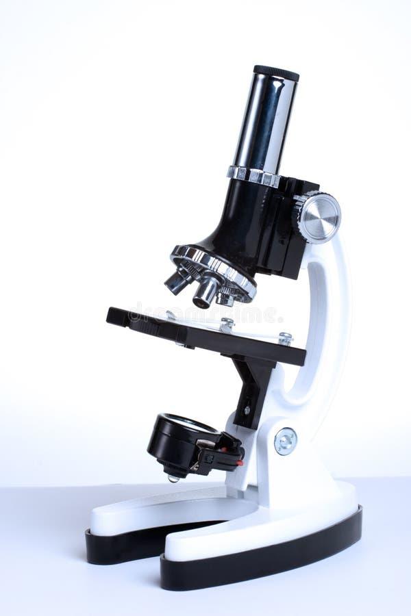 mikroskop zdjęcie stock