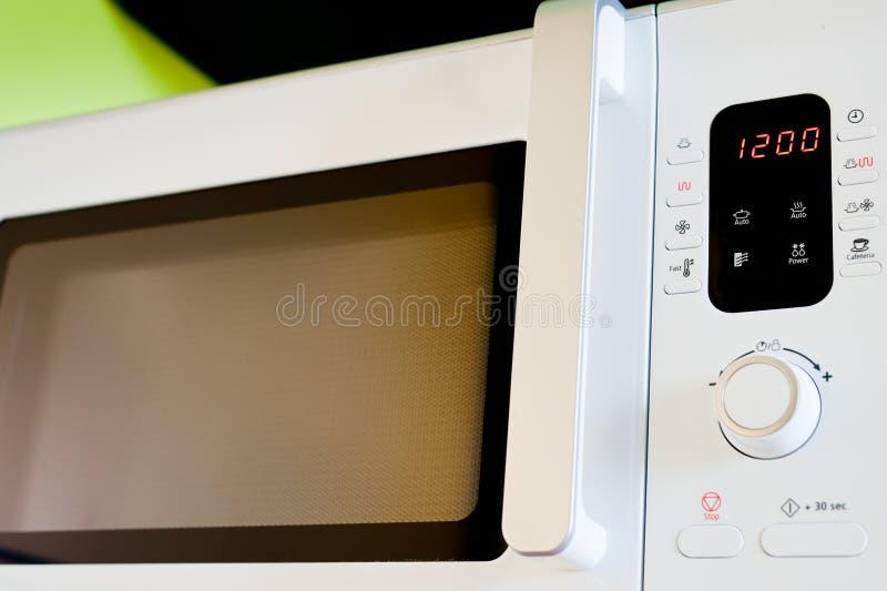 Mikrowellenherd lizenzfreie stockbilder