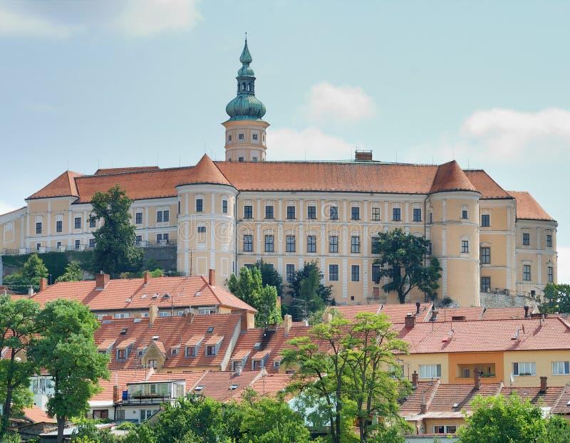 Download Mikulov. stock photo. Image of fortress, castle, dietrichstein - 20627950