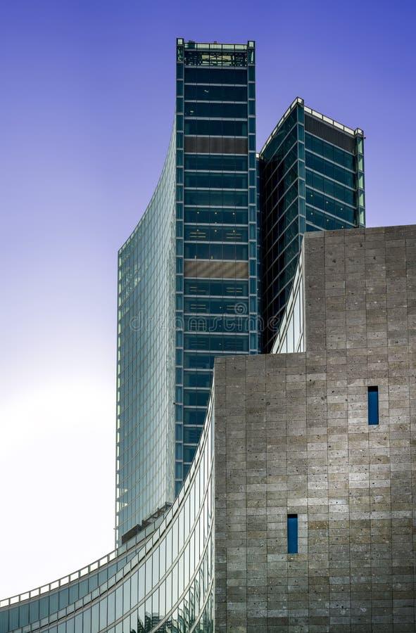 Milán, región de Lombardia, palacio del gobierno foto de archivo