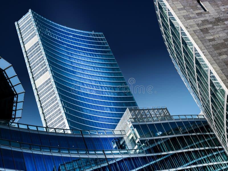 Milán, región de Lombardia, palacio del gobierno fotografía de archivo
