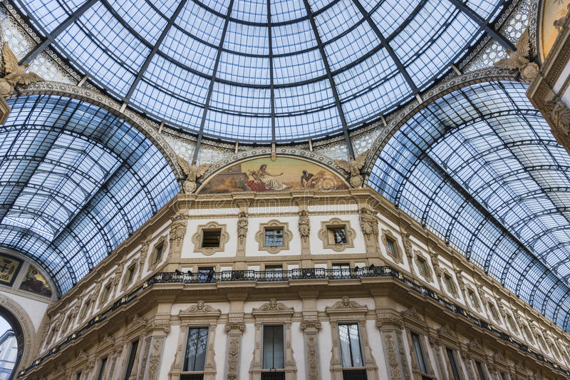 Milão, Itália imagem de stock royalty free