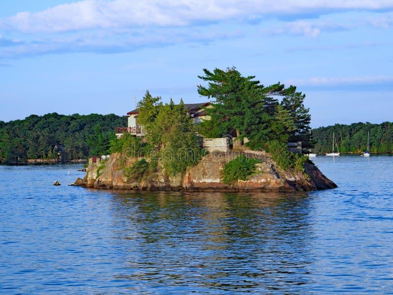 Mil islas foto de archivo