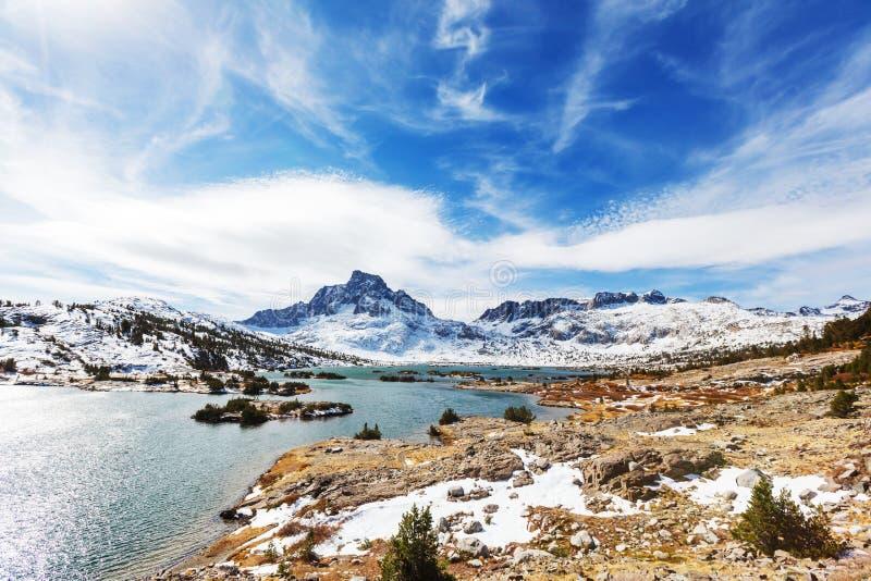 Mil lagos island foto de archivo libre de regalías