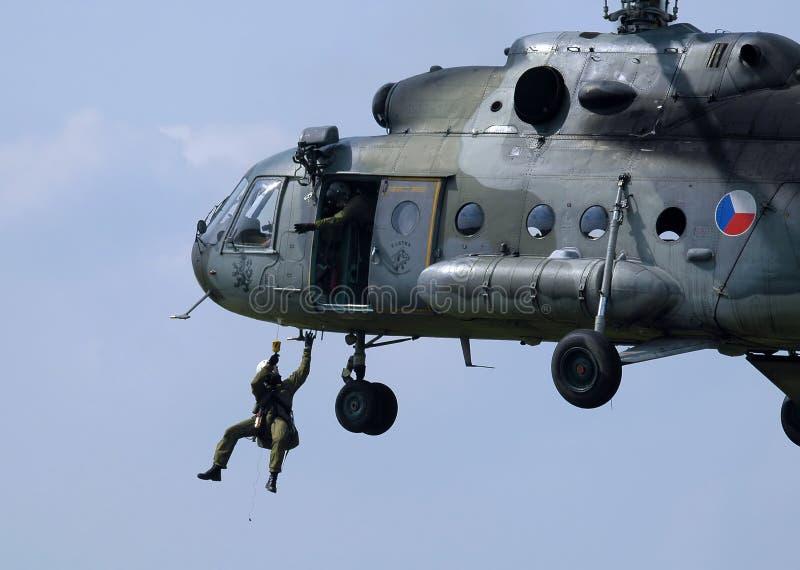 Mil Mi-17 photo stock