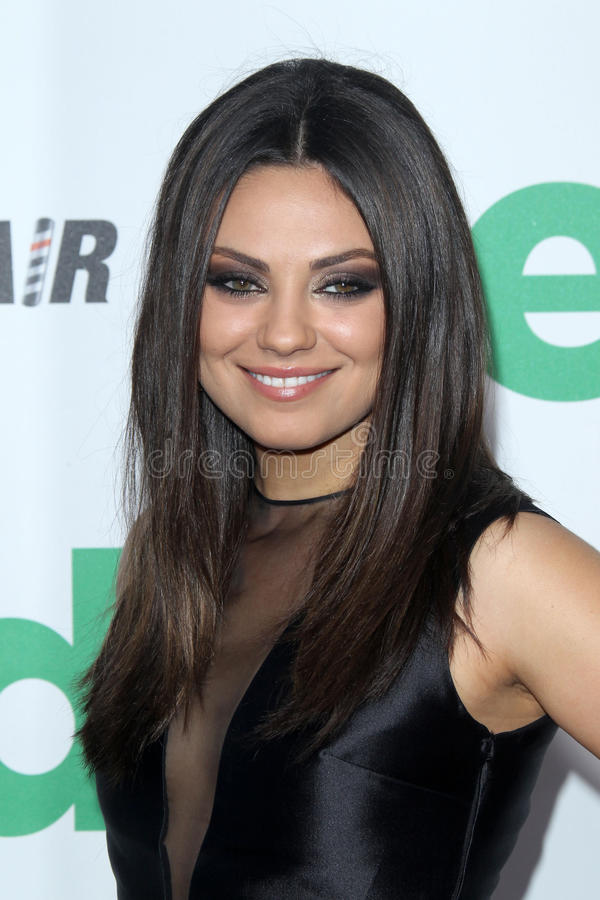 Download Mila Kunis Arrives At The Editorial Photography - Image: 25586802