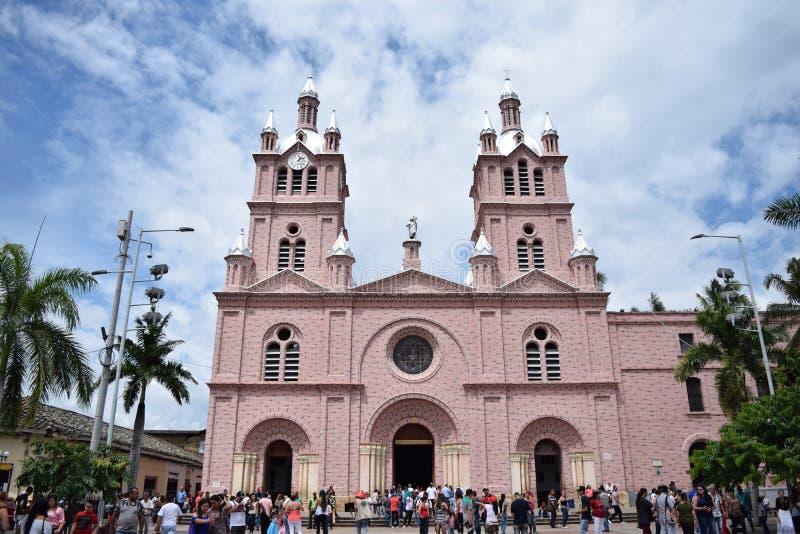 Milagre basílicos Buga fotografia de stock