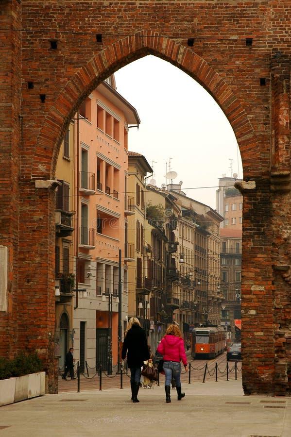 Download Milan stock photo. Image of architecture, famous, milan - 893836