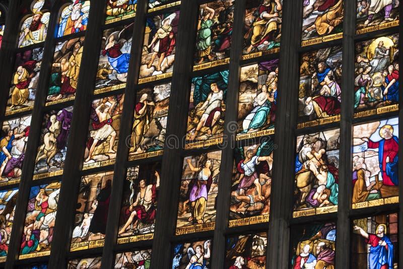 Milan Cathedral royalty-vrije stock foto