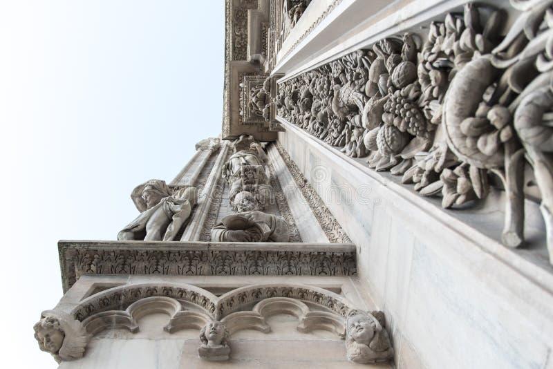 Milan Cathedral fotos de stock royalty free