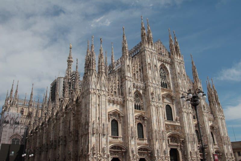Milan Cathedral fotografía de archivo
