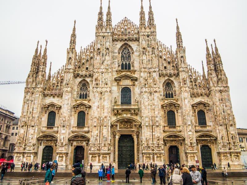 Download Milan Duomo editorial image. Image of catholic, historical - 38793780