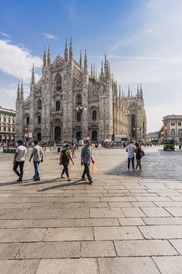 Milan - Duomo stock photos