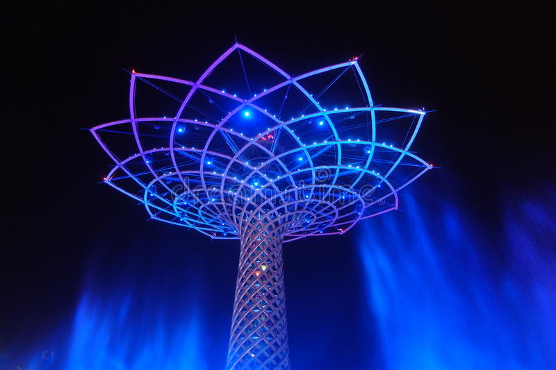 Download Milan Expo fotografia editoriale. Immagine di milano - 56878787
