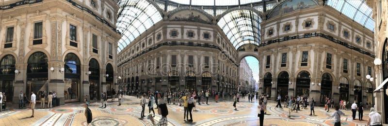 Milan Italien royaltyfri bild