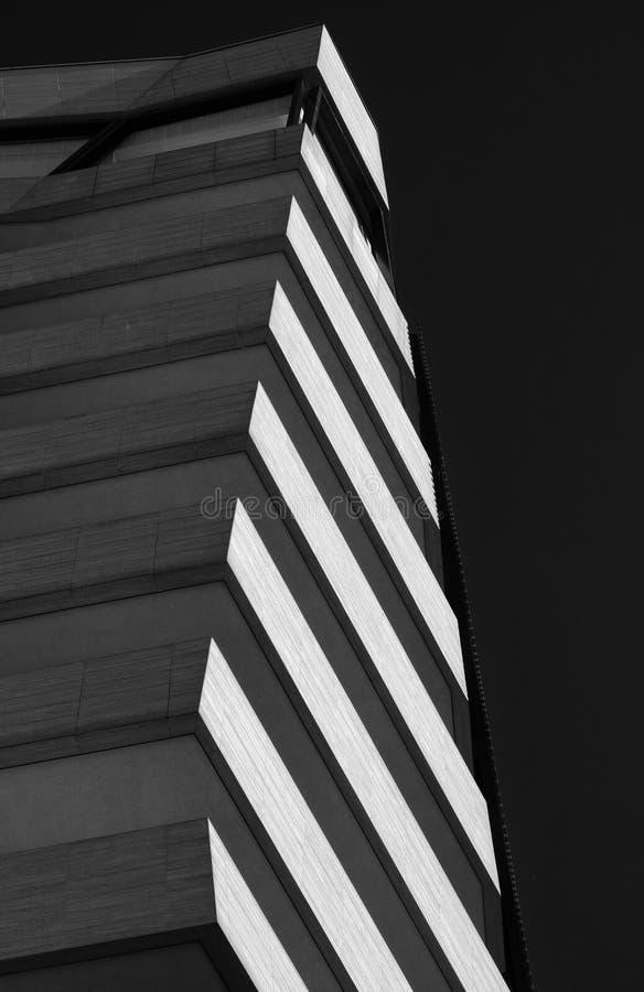 Milan Italy: moderne Wohngebäude bei Citylife lizenzfreie stockfotos