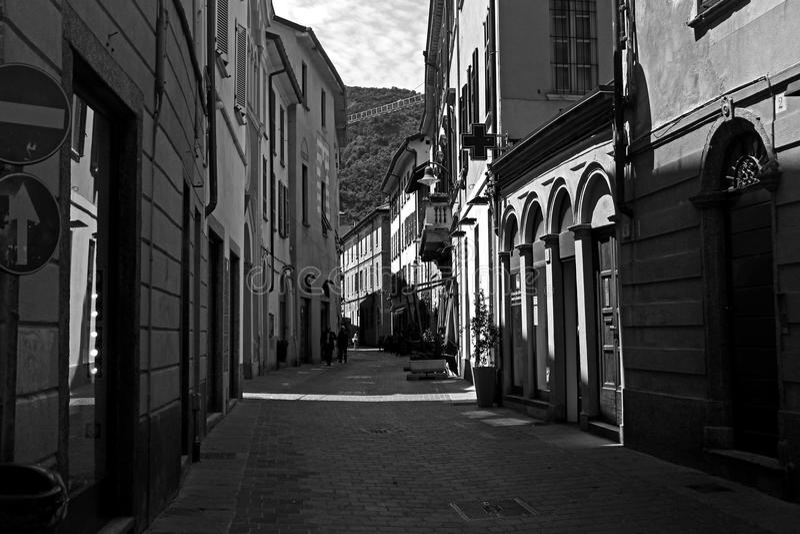 Milan, italy stock photography