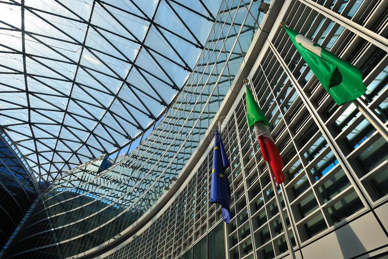 Download Milan New Skyscrapers Area - Regione Lombardia Editorial Photography - Image: 24520542