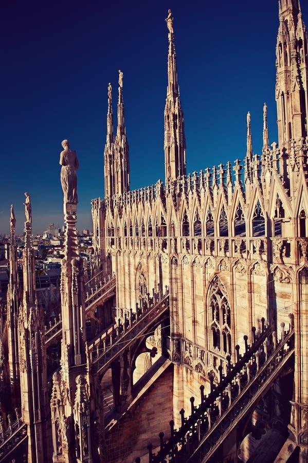 milan Włochy fotografia royalty free