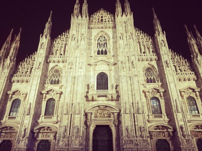 Milano obrazy royalty free