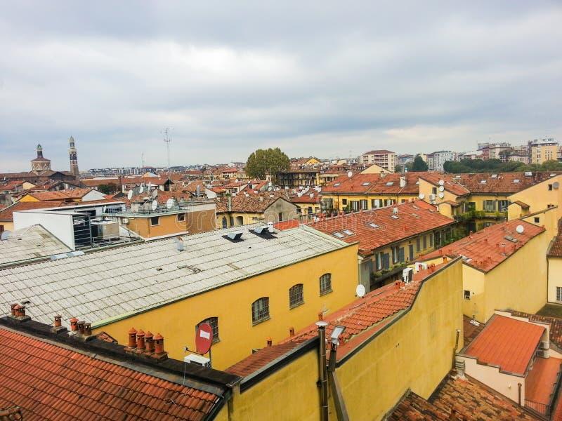Milano fotografia stock