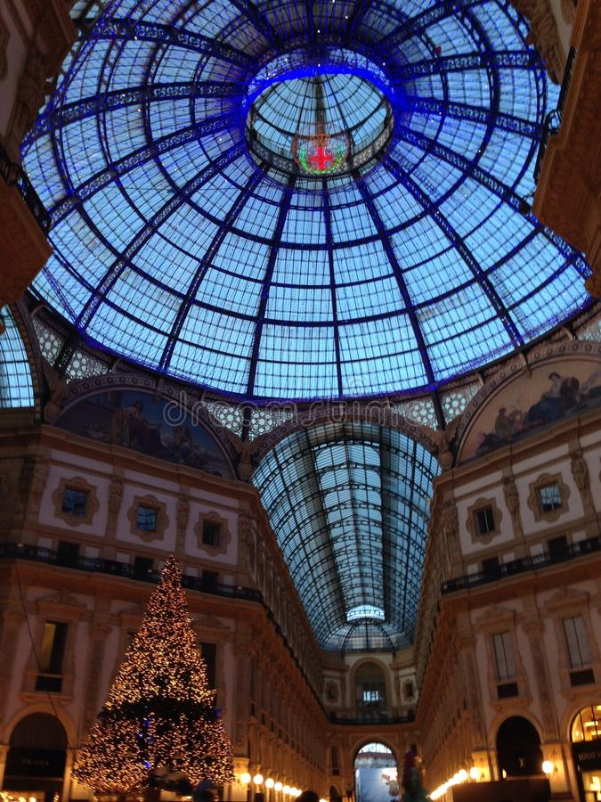 Milano zdjęcie royalty free