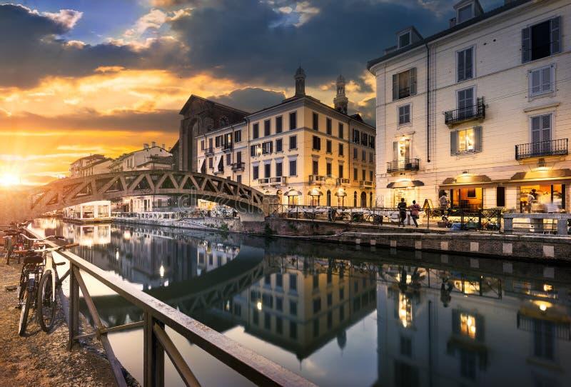 Milano ande royaltyfri bild