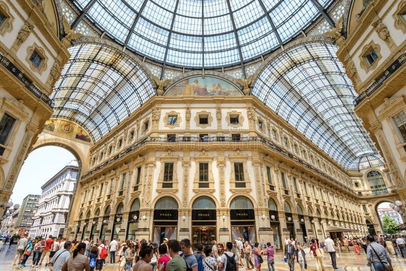 Milano Italia imágenes de archivo libres de regalías