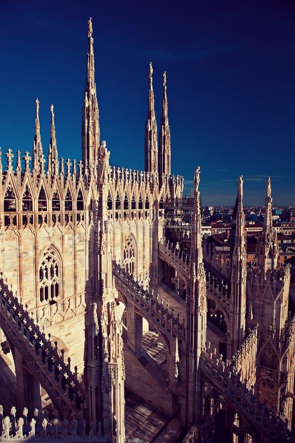 milano L'Italia fotografie stock libere da diritti