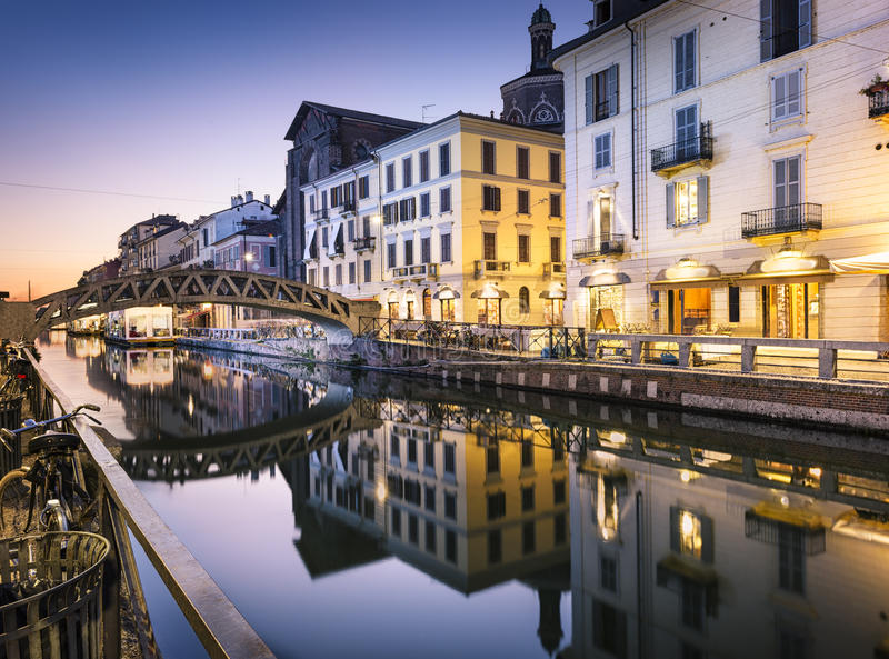 Milano spirit royalty free stock image