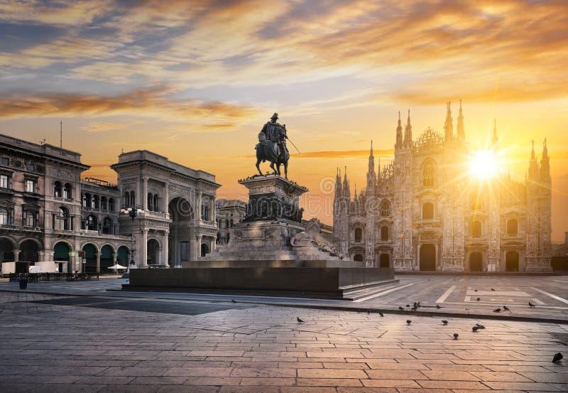 Milano spirit stock photography