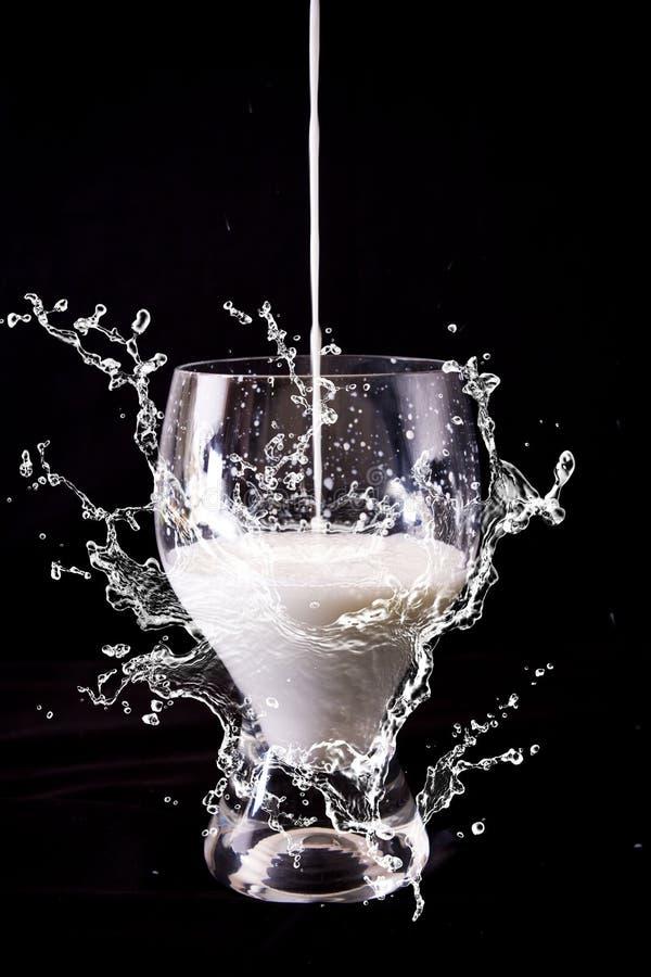 Milch lizenzfreies stockfoto