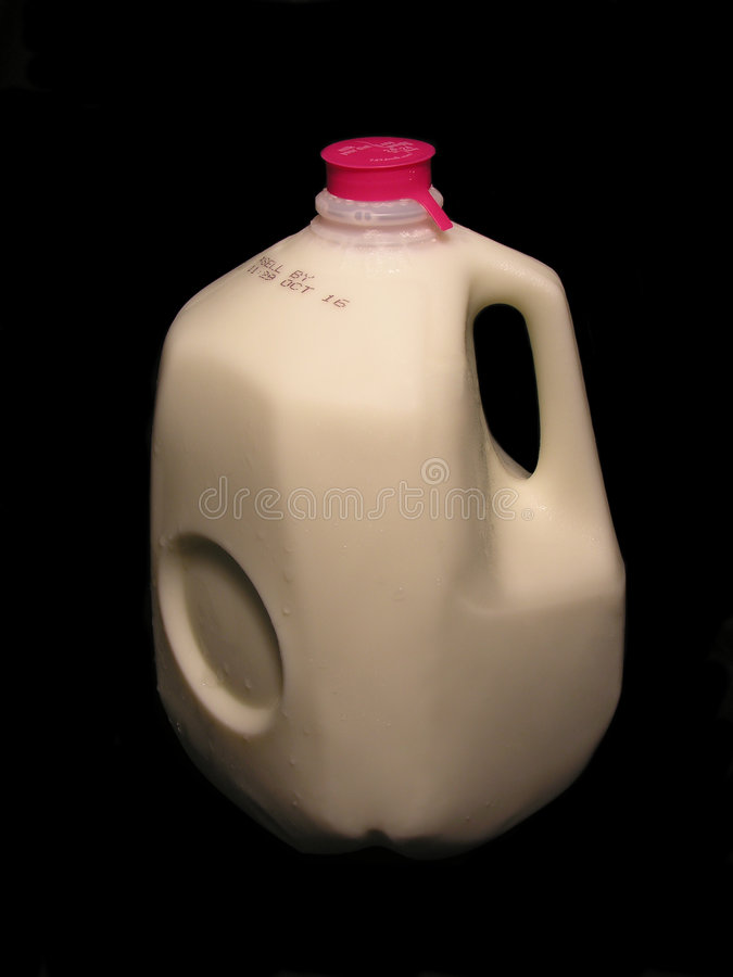 Milch lizenzfreie stockfotografie