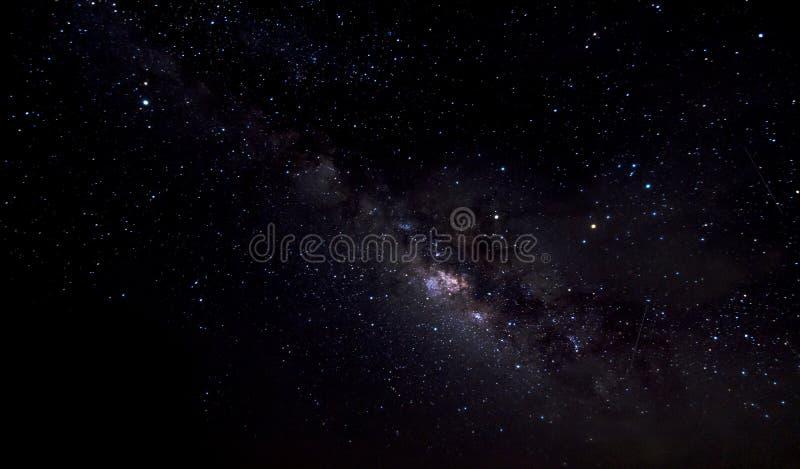 Milchstraße stockbild