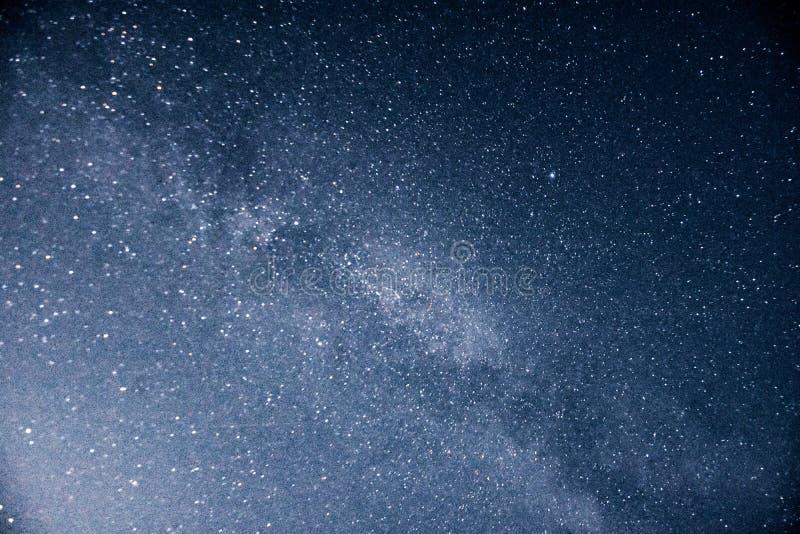Milchstraße lizenzfreies stockbild