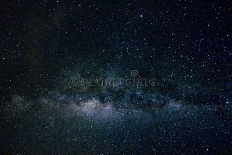 Milchstraße-Sterne lizenzfreie stockfotos