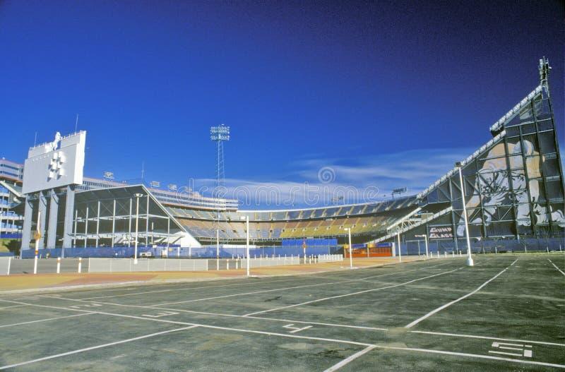 Mile High Stadium, dom Denver Broncos/NFL, Denver, Kolorado obraz royalty free