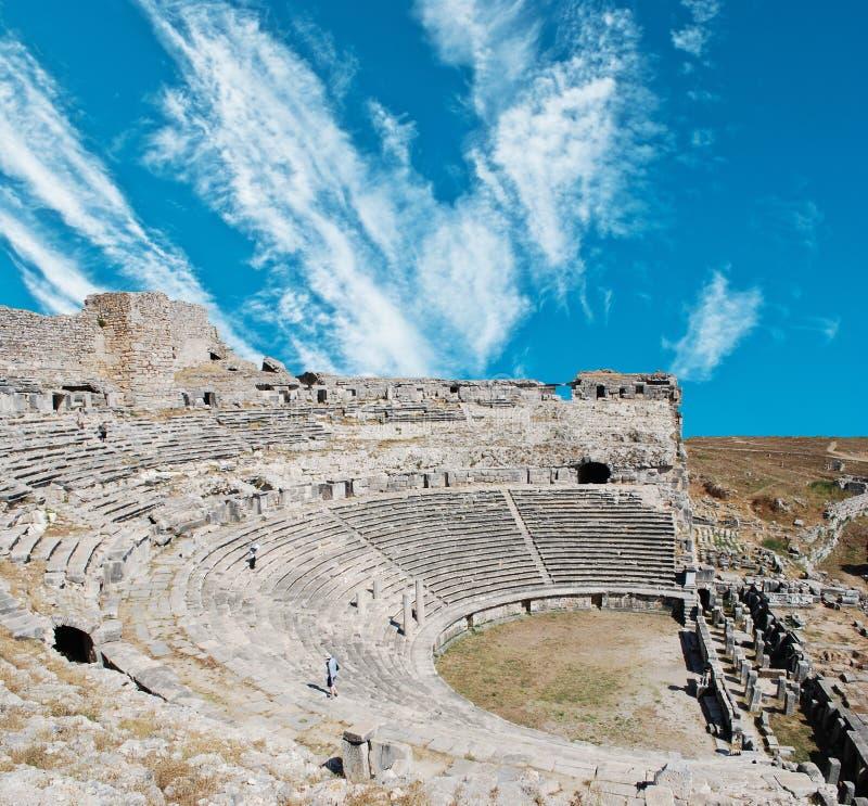 Milet stock image