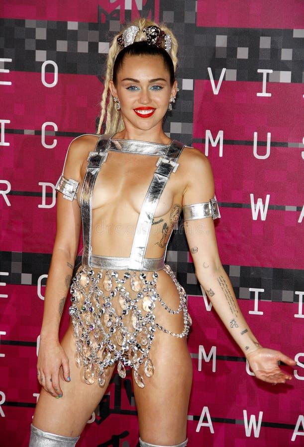 Miley Cyrus arkivbilder