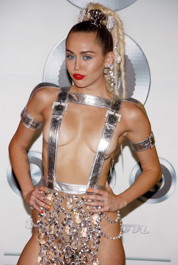 Miley Cyrus stock afbeeldingen