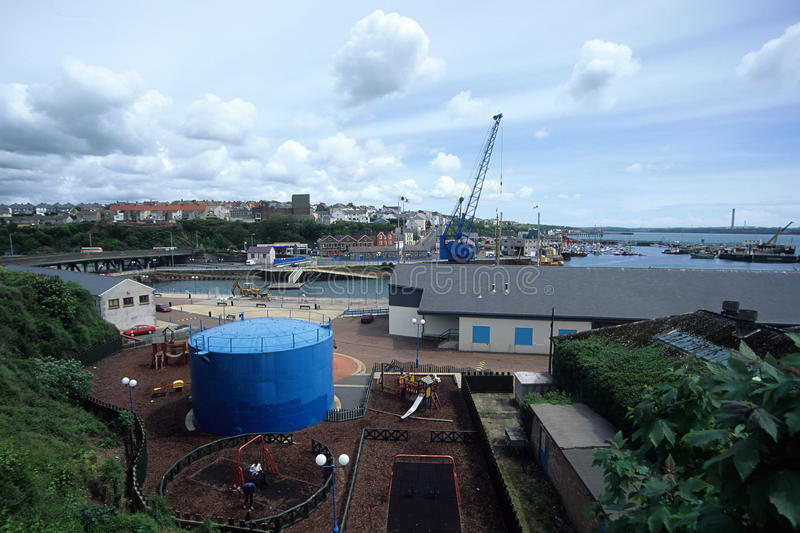 Download Milford Haven stock photo. Image of milford, tank, haven - 20130366