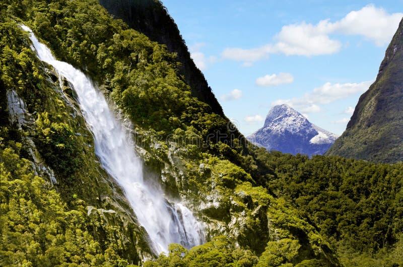 Milford Sound - New Zealand stock image