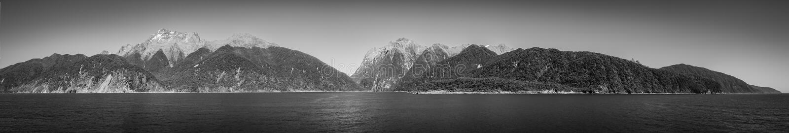 Milford sounds stock images