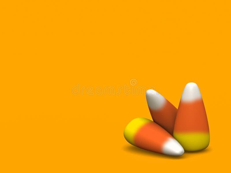 Milho de doces ilustração stock