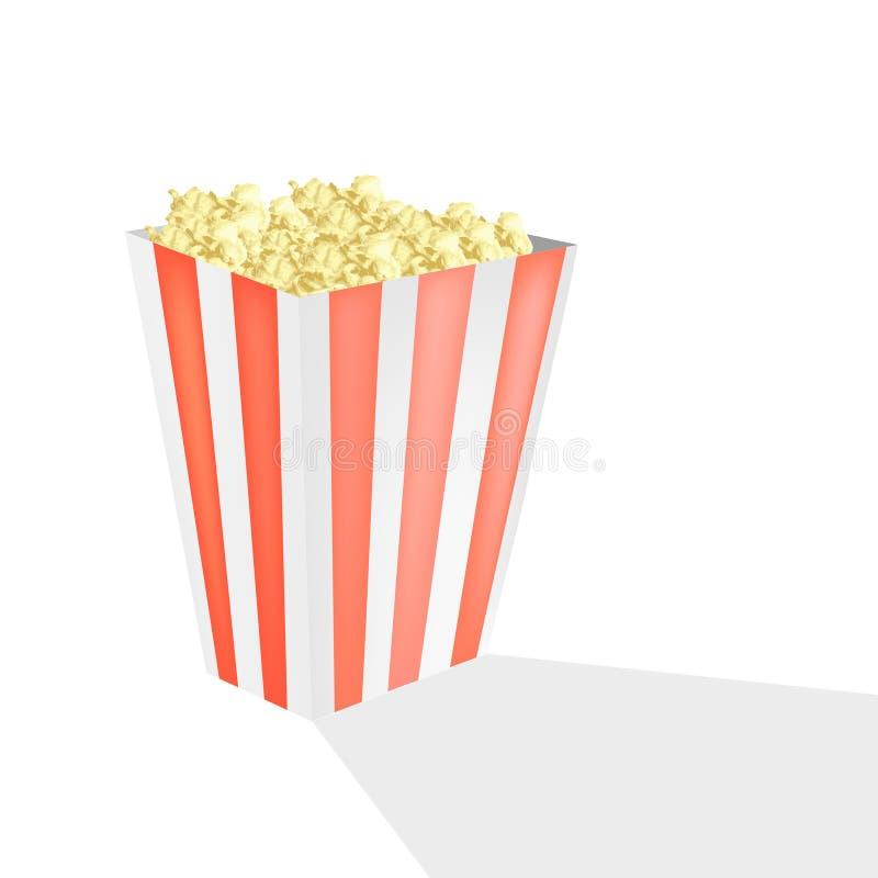Milho de PNF no cinema ilustração royalty free