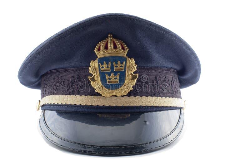 Milicyjny Szwecja zdjęcie stock