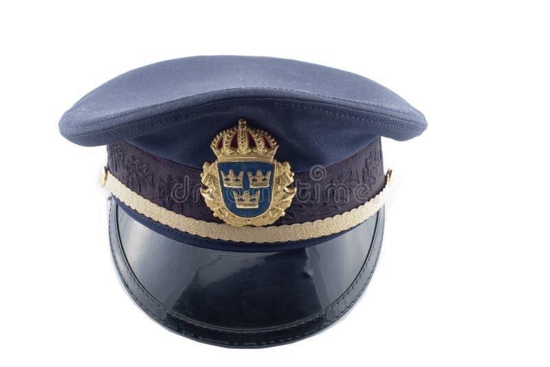 Milicyjny Szwecja obraz royalty free